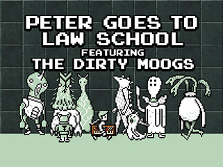 Peter Goes to Law School: The Game